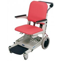 Chaise de transfert Swifi avec une sellerie de 47cm de large