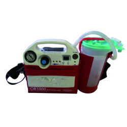 Aspirateur de mucosités OB1000 avec chargeur
