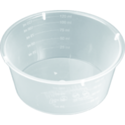 Cupule polypropylène - 60 ml