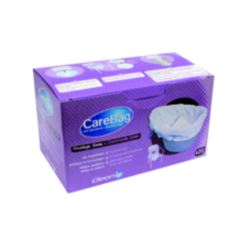CareBag Gamme CLEANIS - 20 protège seaux