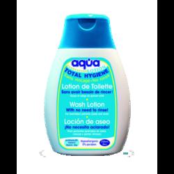 Lotion sans rinçage Aqua - Total Hygiène