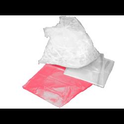 Sacs hydrosolubles transparents - Eau chaude