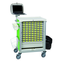 Chariot de distribution Modulo 600 x 400