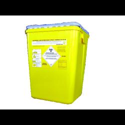 Fûts plastiques Hospisafe® - 30 L