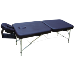 Table de massage Aluminium Light