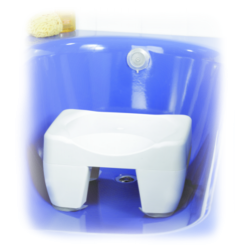 Tabouret réducteur de baignoire