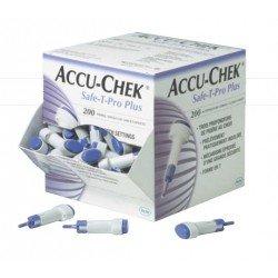 Autopiqueur Accu-Chek Safe T Plus