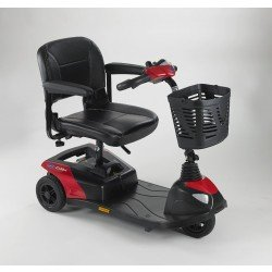 Scooter colibri - 3 roues - Coloris Rouge passion