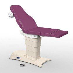 Divan fauteuil eMotio®, couleur raisin