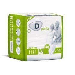 iD Pants - Taille: Medium, Protection: Super, le paquet de 14