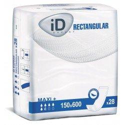 iD Rectangular traversable - Le paquet de 28