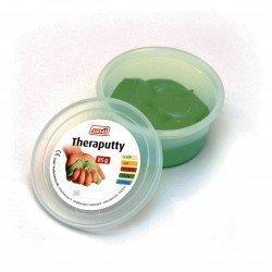 Theraputty, coloris vert, résistance forte