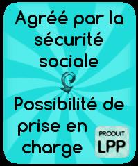 Agrée par la sécurité sociale